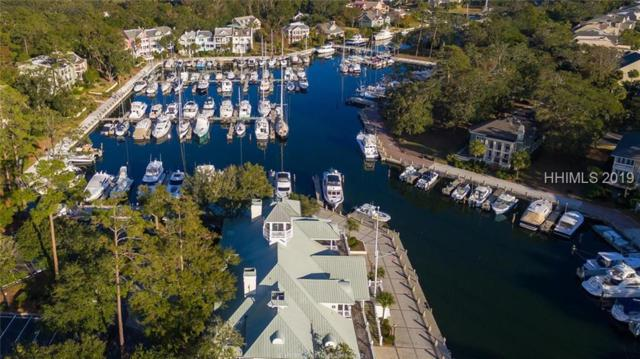 I136 Windmill Harbour Marina, Hilton Head Island, SC 29926 (MLS #395392) :: Schembra Real Estate Group