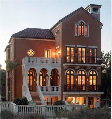 3 Stella Del Mare Manor, Hilton Head Island, SC 29928 (MLS #395413) :: Judy Flanagan
