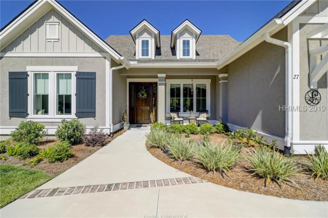 27 Sweet Pond Court, Bluffton, SC 29910 (MLS #395536) :: Southern Lifestyle Properties