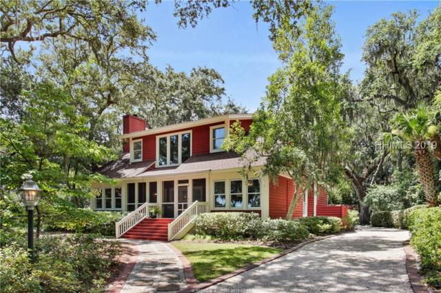 25 Crystal Beach Circle, Bluffton, SC 29910 (MLS #395542) :: Collins Group Realty