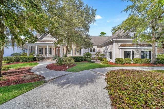 54 Lexington Drive, Bluffton, SC 29910 (MLS #395758) :: Collins Group Realty