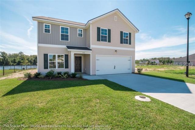 108 Lakeway Drive, Bluffton, SC 29910 (MLS #395760) :: RE/MAX Island Realty