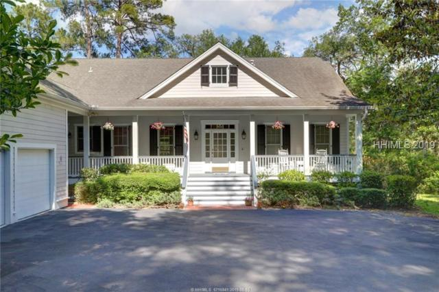 91 Bull Point Drive, Seabrook, SC 29940 (MLS #395950) :: RE/MAX Island Realty