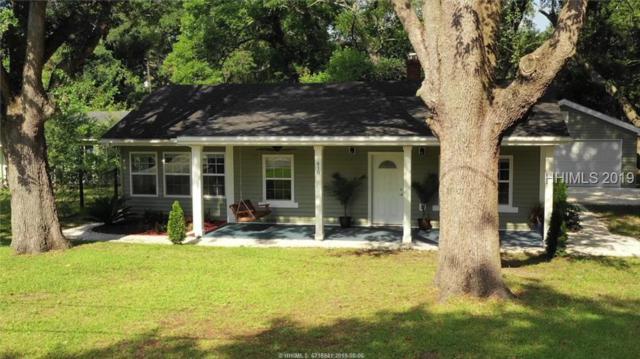 418 Heyward Street, Beaufort, SC 29902 (MLS #395960) :: Southern Lifestyle Properties
