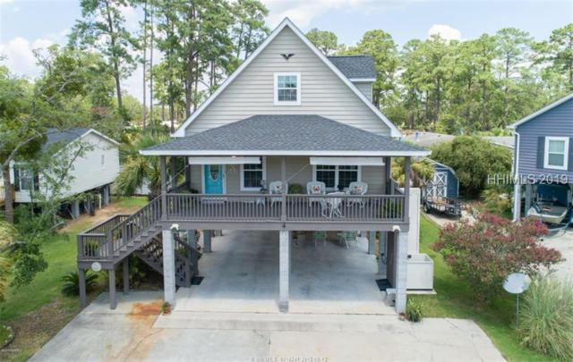 4 Indian Head Trail, Saint Helena Island, SC 29920 (MLS #396151) :: RE/MAX Coastal Realty