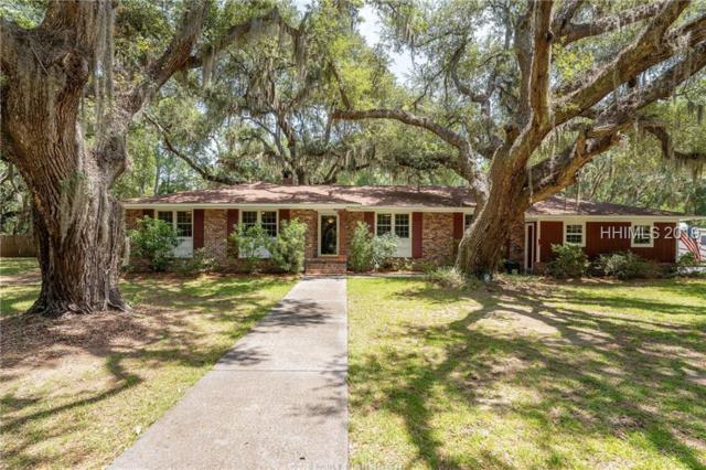 4 Spanish Oaks Avenue, Saint Helena Island, SC 29920 (MLS #396163) :: RE/MAX Coastal Realty
