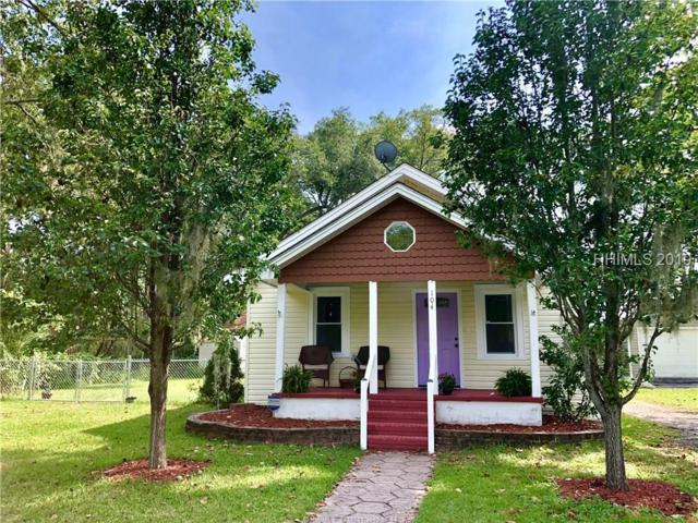 104 Boyd Street, Hardeeville, SC 29927 (MLS #396192) :: Southern Lifestyle Properties