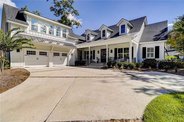 3 Blue Trail Court, Bluffton, SC 29910 (MLS #396483) :: The Alliance Group Realty
