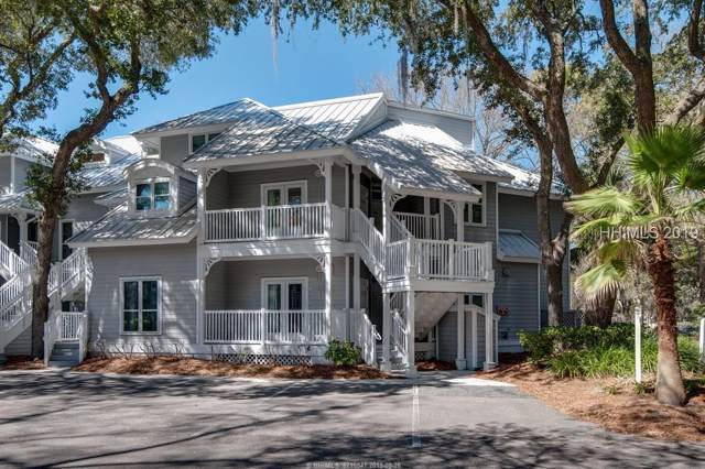 14 Wimbledon Court #601, Hilton Head Island, SC 29928 (MLS #396485) :: Schembra Real Estate Group
