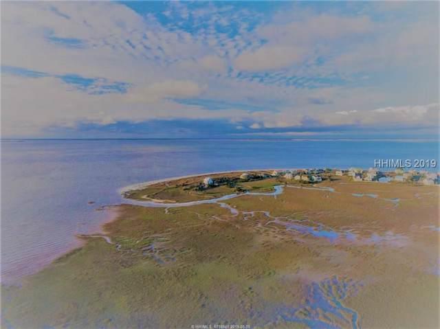180 Harbor Drive N, Saint Helena Island, SC 29920 (MLS #396500) :: The Alliance Group Realty