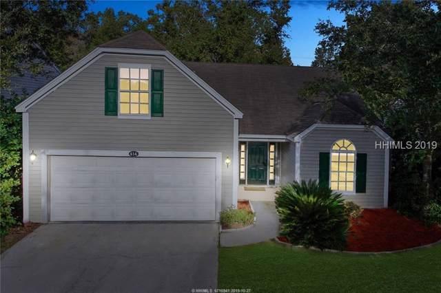 414 Live Oak Walk, Bluffton, SC 29910 (MLS #396530) :: The Alliance Group Realty