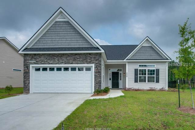 512 Fort Sullivan Drive, Hardeeville, SC 29927 (MLS #396536) :: Southern Lifestyle Properties