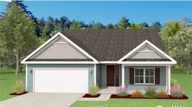 720 Fort Sullivan Drive, Hardeeville, SC 29927 (MLS #396548) :: Southern Lifestyle Properties