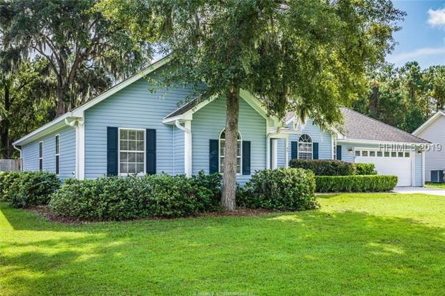 40 Purrysburg Drive, Beaufort, SC 29907 (MLS #396576) :: RE/MAX Coastal Realty