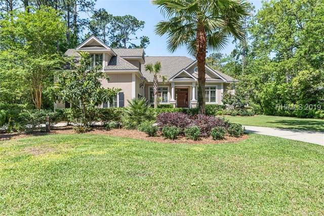 8 Strawberry Hill Road, Hilton Head Island, SC 29928 (MLS #396606) :: Schembra Real Estate Group