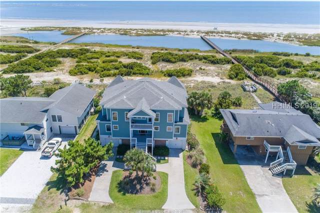 718 Winter Trout Road, Fripp Island, SC 29920 (MLS #396631) :: The Alliance Group Realty