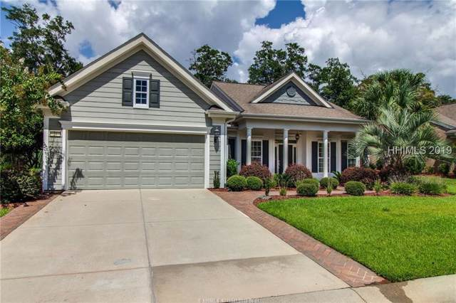 21 Rolling River Drive, Bluffton, SC 29910 (MLS #396639) :: The Alliance Group Realty