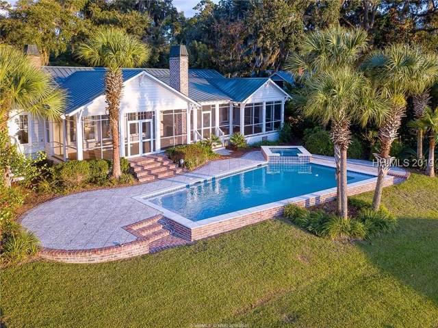 107 S Hermitage Road, Beaufort, SC 29902 (MLS #396649) :: Southern Lifestyle Properties