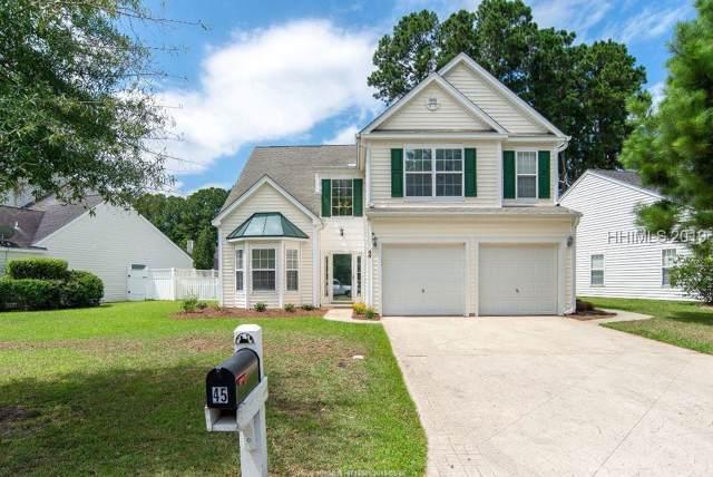 45 Wheatfield Circle, Bluffton, SC 29910 (MLS #396683) :: Southern Lifestyle Properties