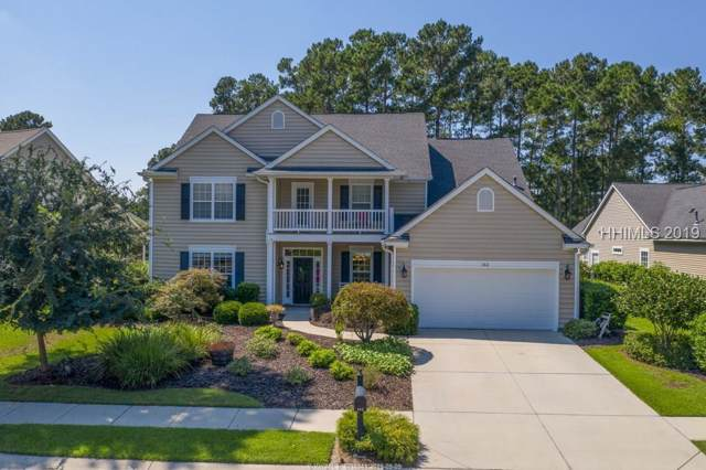 162 Pinecrest Circle, Bluffton, SC 29910 (MLS #396690) :: The Alliance Group Realty