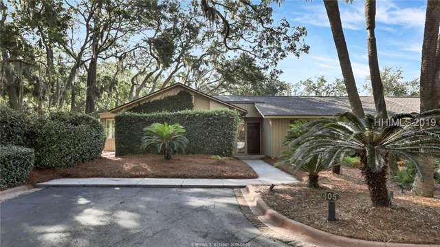 35 Baynard Park Road #405, Hilton Head Island, SC 29928 (MLS #396719) :: Schembra Real Estate Group