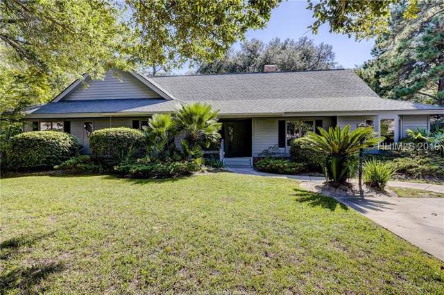 35 Outpost Lane, Hilton Head Island, SC 29928 (MLS #396759) :: The Alliance Group Realty