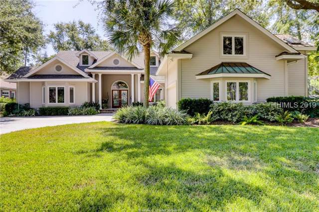 5 Oglethorpe Lane, Hilton Head Island, SC 29926 (MLS #396796) :: Collins Group Realty