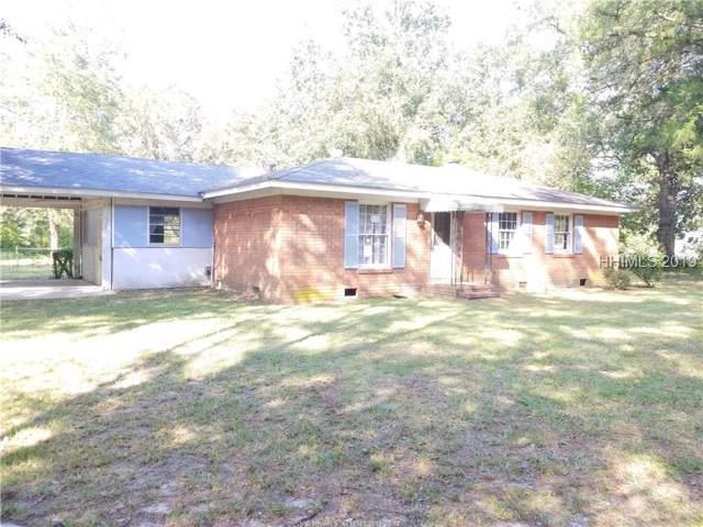 8503 Tarboro Road, Ridgeland, SC 29936 (MLS #396809) :: RE/MAX Coastal Realty