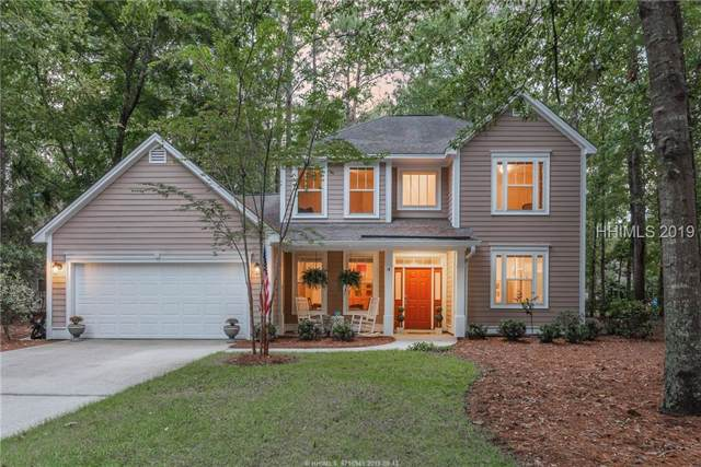 4 Sea Island Drive, Bluffton, SC 29910 (MLS #396828) :: The Alliance Group Realty