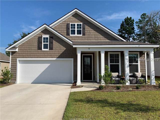 52 Sifted Grain Road, Bluffton, SC 29909 (MLS #396834) :: The Alliance Group Realty