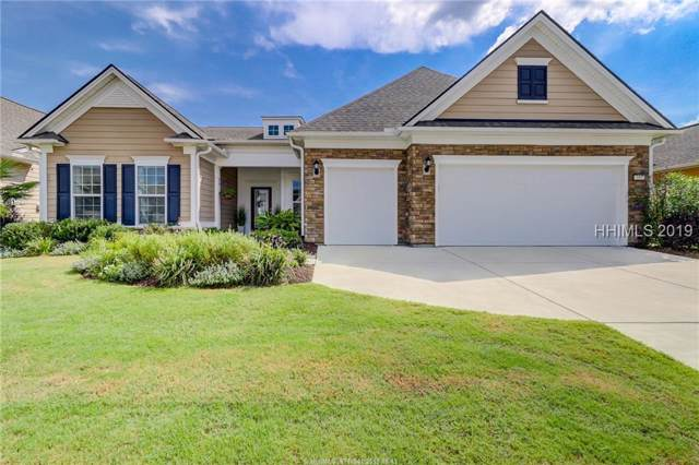 357 Palmdale Lane, Bluffton, SC 29909 (MLS #396836) :: RE/MAX Coastal Realty