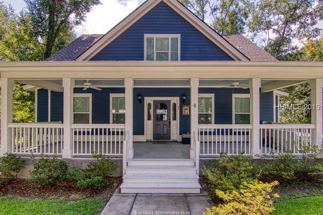 4 Creek Cove Lane, Hilton Head Island, SC 29926 (MLS #396843) :: Schembra Real Estate Group
