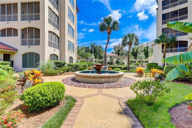9 Shelter Cove Lane #212, Hilton Head Island, SC 29928 (MLS #396845) :: Collins Group Realty
