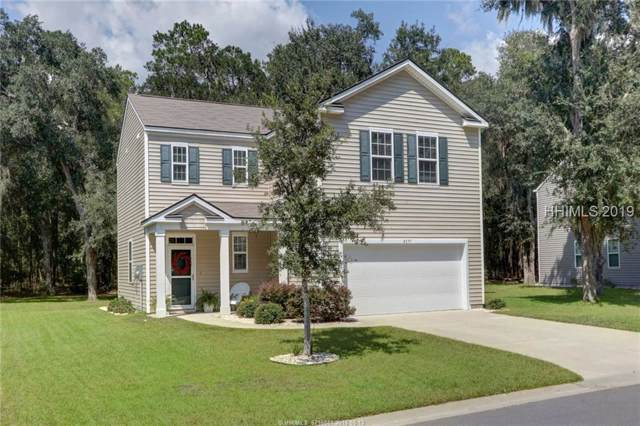 4891 Tidal Walk Drive, Beaufort, SC 29907 (MLS #396846) :: Collins Group Realty