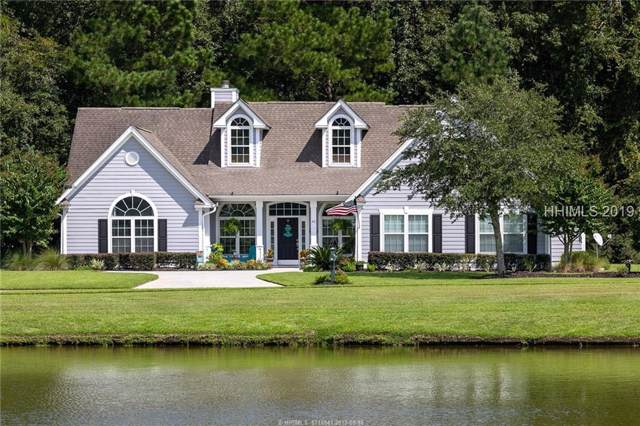 66 Parkside Drive, Bluffton, SC 29910 (MLS #396858) :: The Alliance Group Realty
