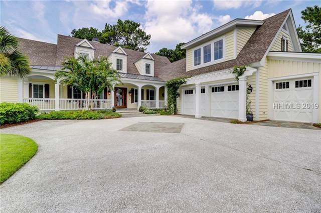 321 Bamberg Drive, Bluffton, SC 29910 (MLS #396865) :: Collins Group Realty