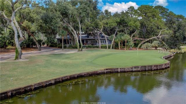 18 Turnberry Lane, Hilton Head Island, SC 29928 (MLS #396888) :: RE/MAX Coastal Realty