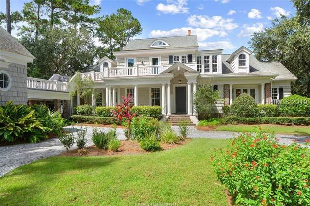 22 Ballybunion Way, Bluffton, SC 29910 (MLS #396935) :: RE/MAX Coastal Realty