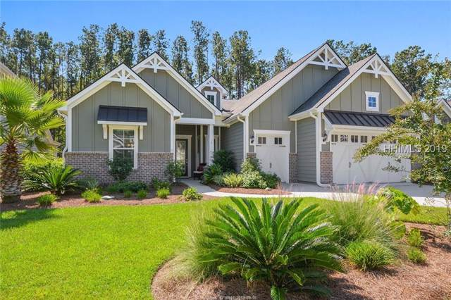 14 Green Trail Court, Bluffton, SC 29910 (MLS #396949) :: Southern Lifestyle Properties