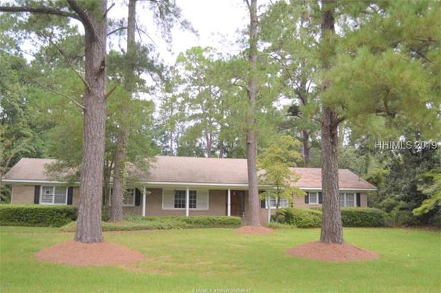 46 Church Street N, Yemassee, SC 29945 (MLS #396979) :: RE/MAX Island Realty