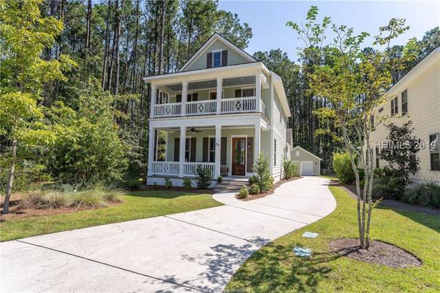 32 Blue Trail Court, Bluffton, SC 29910 (MLS #396980) :: Southern Lifestyle Properties