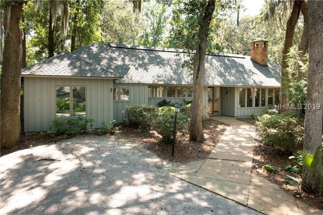 1 Deer Run Lane, Hilton Head Island, SC 29928 (MLS #397015) :: Southern Lifestyle Properties