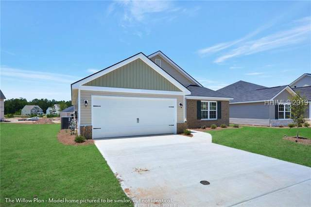 112 Lakeway Drive, Bluffton, SC 29910 (MLS #397051) :: The Alliance Group Realty