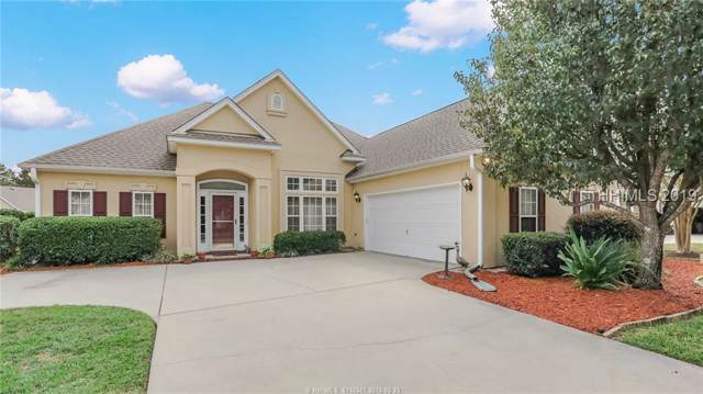 8 Southpoint Court, Bluffton, SC 29910 (MLS #397061) :: Southern Lifestyle Properties