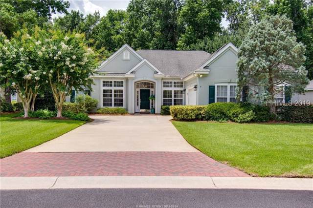 9 Point West Drive, Bluffton, SC 29910 (MLS #397083) :: Southern Lifestyle Properties