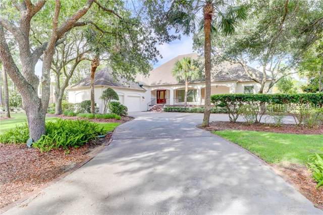 40 Wexford Club Drive, Hilton Head Island, SC 29928 (MLS #397092) :: The Alliance Group Realty