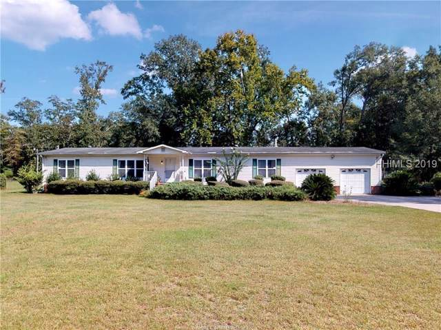 2446 Bees Creek Road, Ridgeland, SC 29936 (MLS #397102) :: Southern Lifestyle Properties