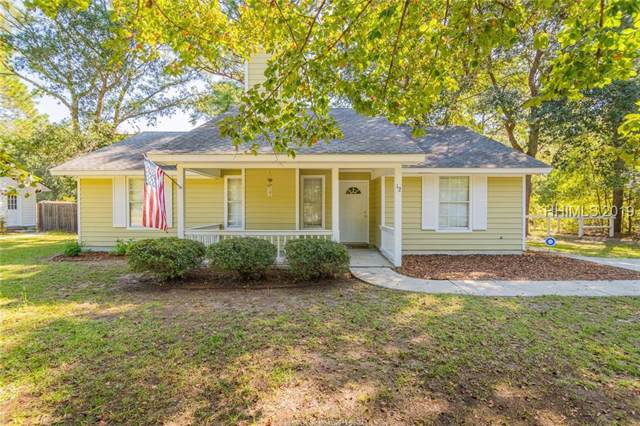 12 Robin Way, Beaufort, SC 29907 (MLS #397105) :: Southern Lifestyle Properties