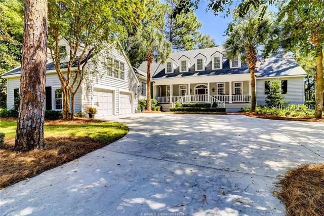 17 Lavington Road, Hilton Head Island, SC 29928 (MLS #397115) :: Southern Lifestyle Properties