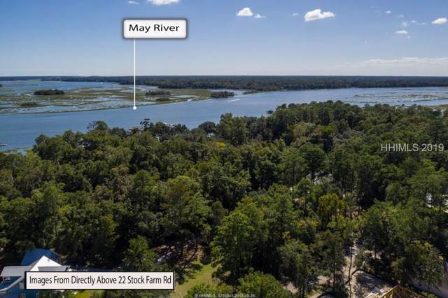 22 Stock Farm Road, Bluffton, SC 29910 (MLS #397134) :: The Alliance Group Realty